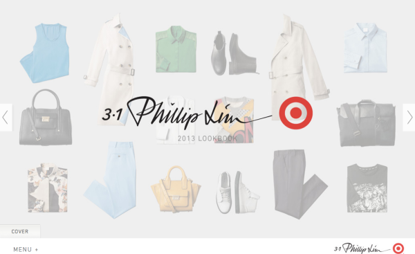 Phillip Lim for Target Lookbook